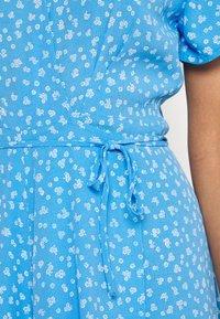 Rolla's - FLEUR LITTLE DAISY WRAP DRESS - Day dress - blue - 5