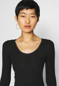 Rosemunde - Long sleeved top - black