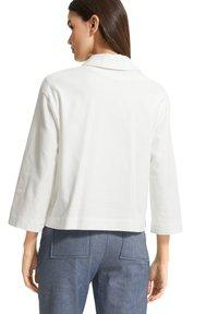 comma - Summer jacket - white - 1