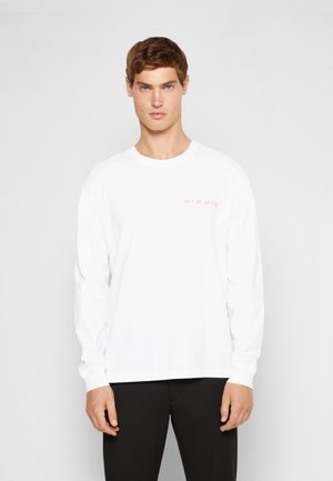 ROQUETTE OUT OF OFFICE  - Longsleeve - white