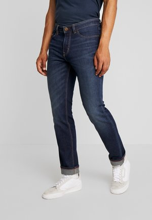 RANGER PIPE VINTAGE - Straight leg jeans - dark stone blue
