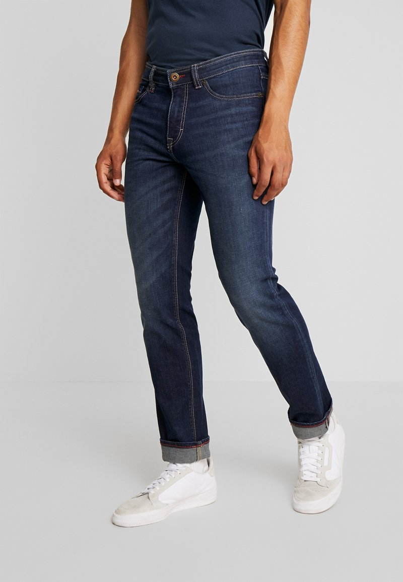 Paddock's - RANGER PIPE VINTAGE - Jeans Straight Leg - dark stone blue