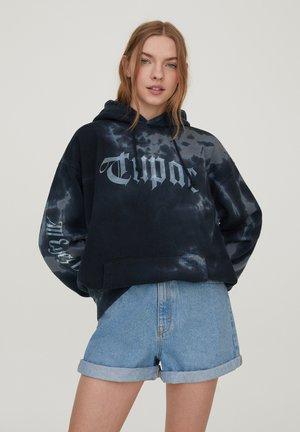 TUPAC - Huppari - black