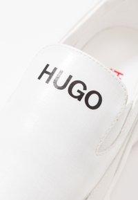 HUGO - MIA  - Slip-ons - white - 2