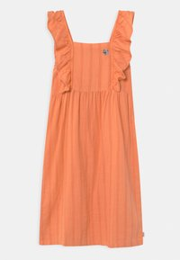 TINYCOTTONS - TINY FLOWERS - Day dress - coral - 0