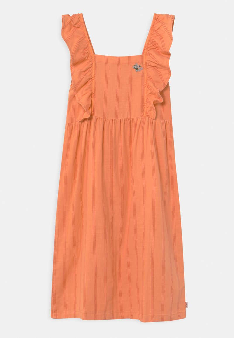 TINYCOTTONS - TINY FLOWERS - Day dress - coral