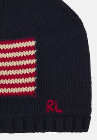 Polo Ralph Lauren - FLAG HAT APPAREL ACCESSORIES UNISEX - Mütze - hunter navy - 3