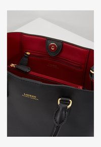Lauren Ralph Lauren - SUPER SMOOTH MARCY - Across body bag - black/crimson - 2