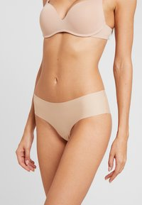 Esprit - CAIRNS BRAZILIAN HIPSTER BRIEFS 2 PACK - Underbukse - dusty nude - 1