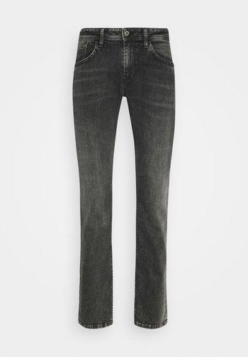 CASH 5 PKT - Jeans slim fit - grey denim