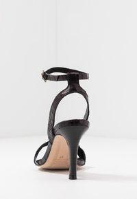 Pedro Miralles - High heeled sandals - nero - 5