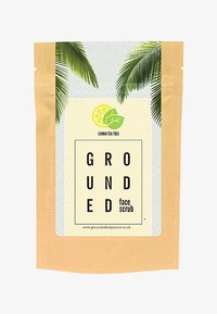 Grounded - FACE SCRUB 60G - Peeling viso - yellow lemon & tea tree - 0