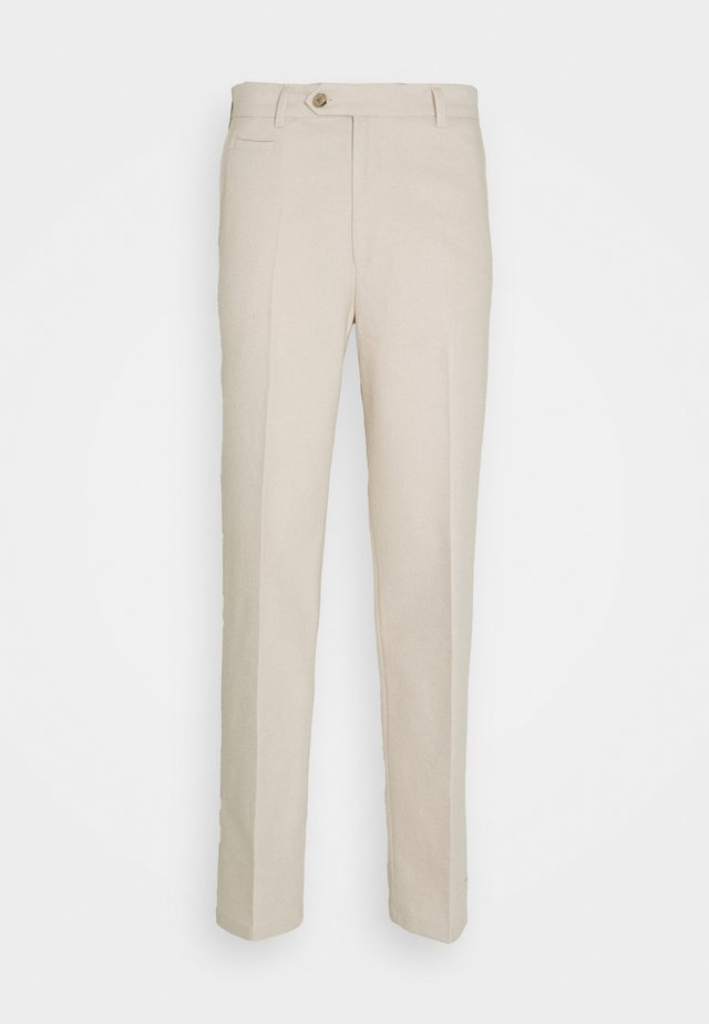 PAVIA PANTS - Trousers - ivory