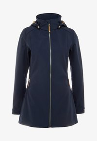 Icepeak - ALEXIS - Short coat - dark blue - 5