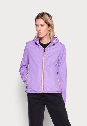 WOMENS ORIGINAL SHELL JACKET - Summer jacket - lavender mist