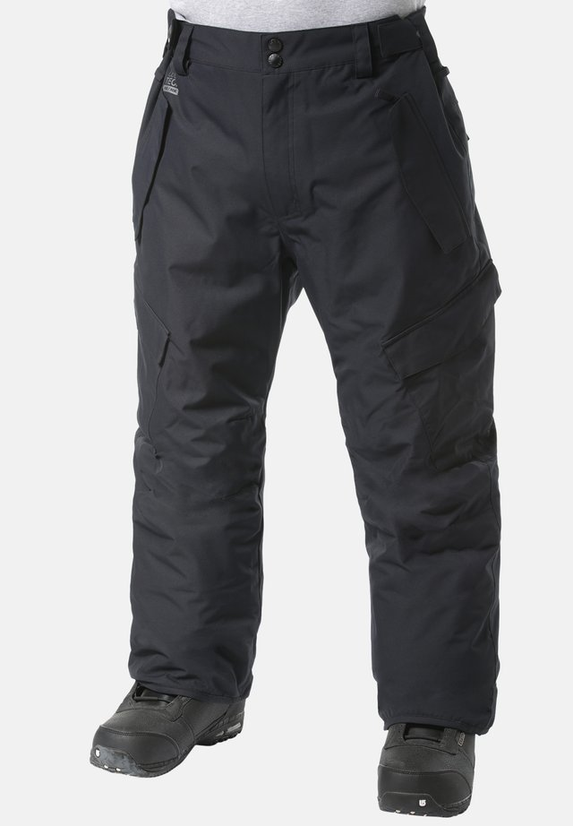 BARS - Snow pants - black