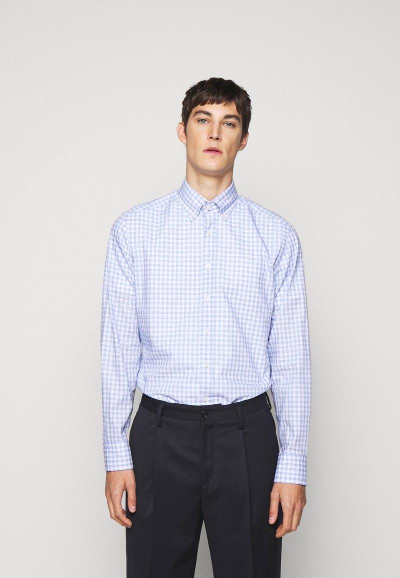 Hackett London - GINGHAM  - Camicia - blue/white
