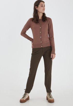 PZSARA  - Vest - brownie melange