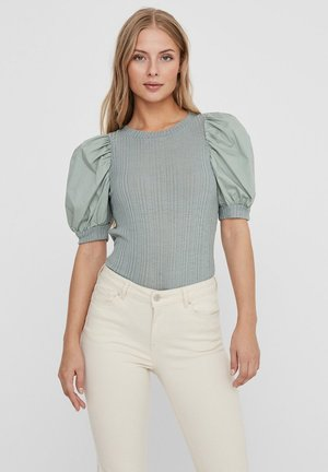 Blouse - green