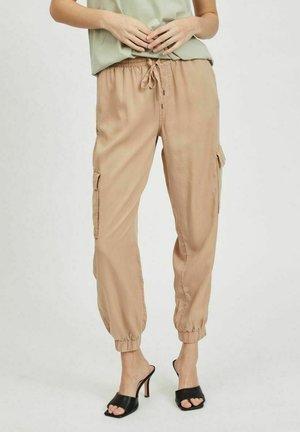 Cargo trousers - humus