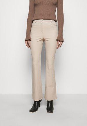 FEDERICO - Trousers - beige