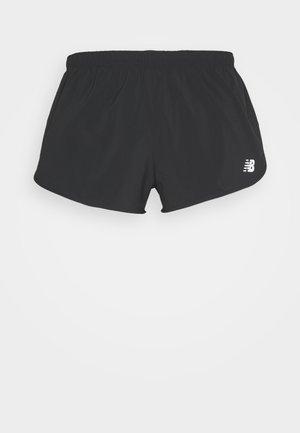ACCELERATE SPLIT - Pantalón corto de deporte - black