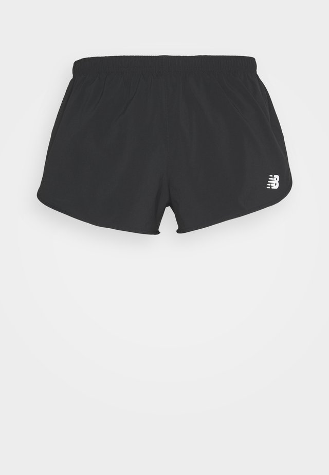 ACCELERATE SPLIT - Short de sport - black