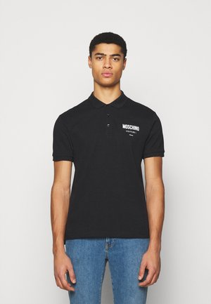 UPPER BODY GARMENT - Polo shirt -  black