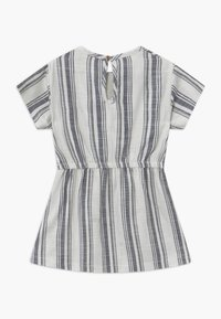Turtledove - SEA STRIPE DRESS - Day dress - dark blue - 1