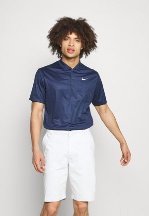 DRY FIT VICTORY  - Poloshirt - midnight navy/white