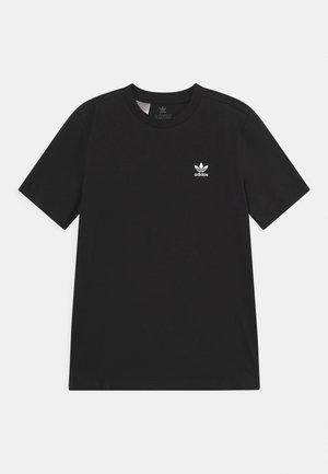 TEE UNISEX - Camiseta básica - black/white
