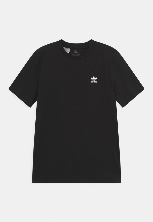 TEE UNISEX - T-shirt basic - black/white