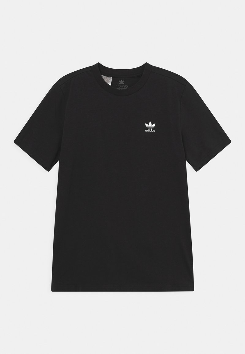adidas Originals - TEE UNISEX - Basic T-shirt - black/white