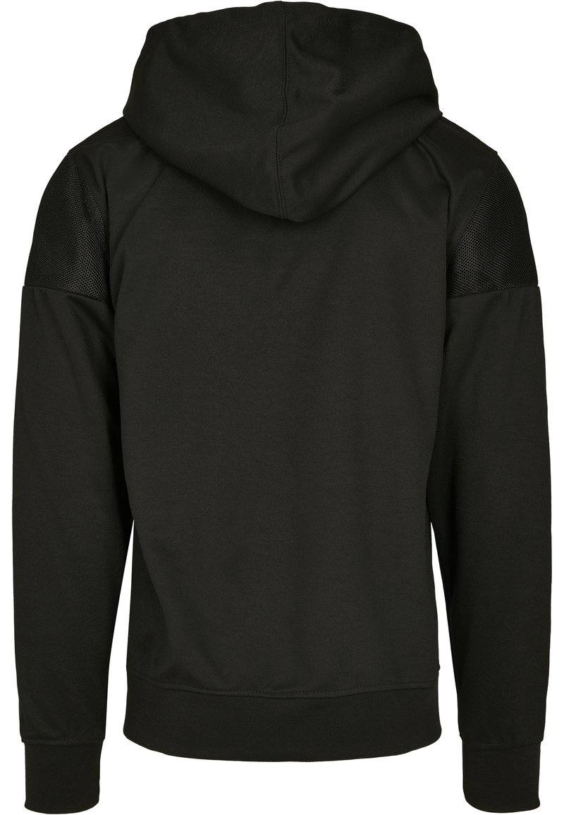 Southpole - Zip-up hoodie - black