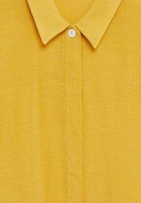 Mango - SAM-H - Button-down blouse - mostaza - 6