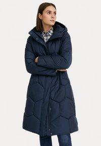 Finn Flare - Winter coat - dark blue - 0