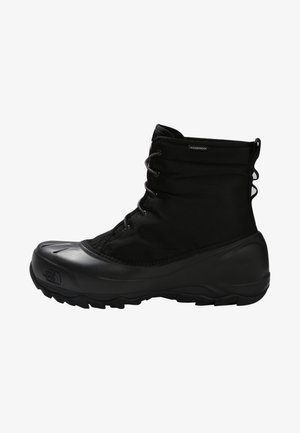 M TSUMORU BOOT - Snowboots  - black/dark