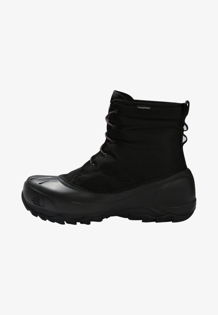 The North Face - M TSUMORU BOOT - Snowboots  - black/dark