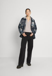 Fashion Union - LORI - Trui - grey - 1