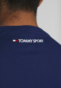 Tommy Hilfiger - CHEST LOGO - T-shirt basic - blue - 5