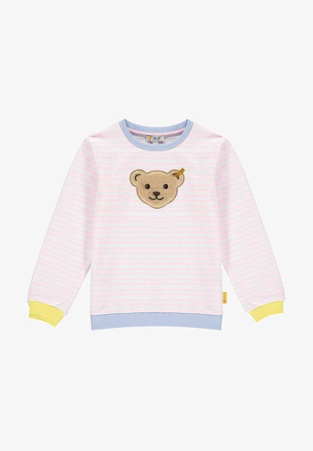 Sweater - pink lady