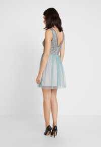 Lace & Beads - NUMULAN MINI - Cocktail dress / Party dress - teal - 3