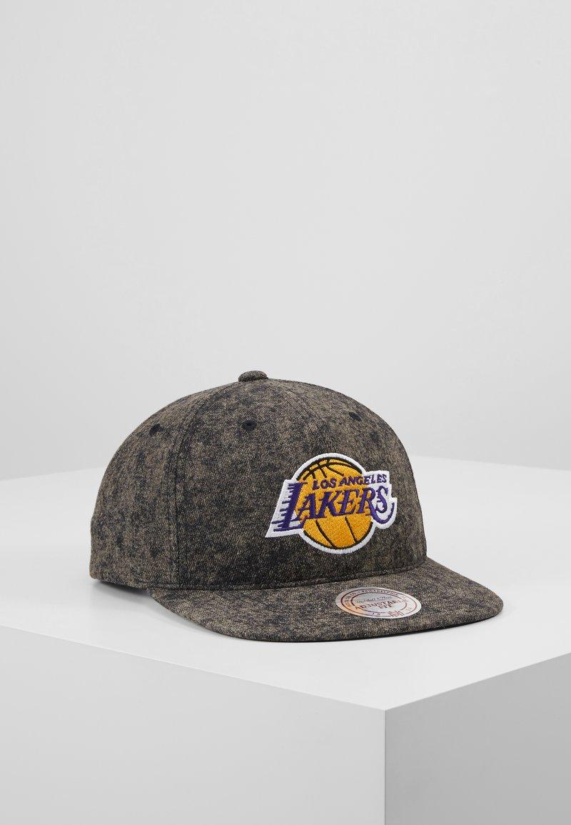 Mitchell & Ness - NBA LA LAKERS RISE - Kšiltovka - black