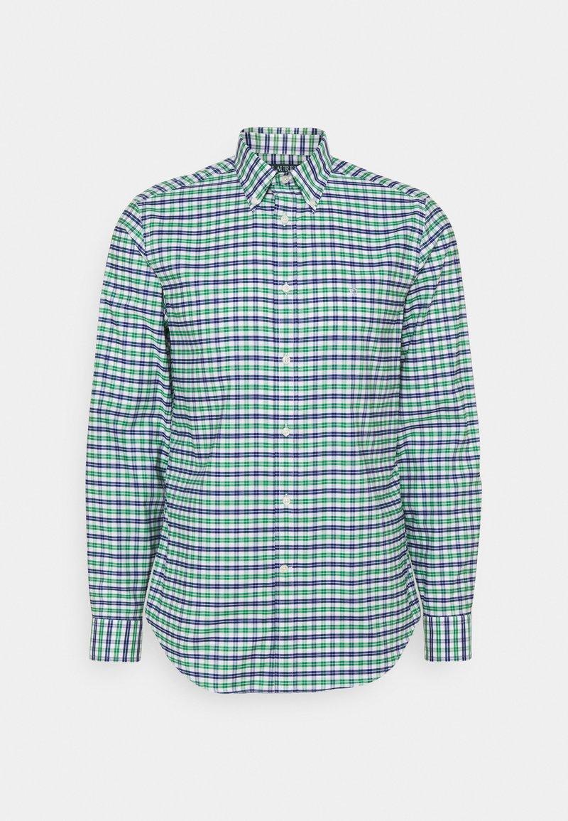 Lauren Ralph Lauren - LONG SLEEVE SHIRT - Formální košile - green