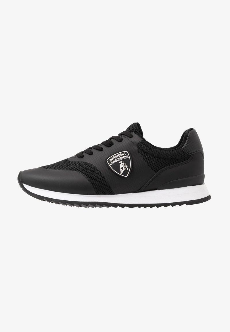 Lamborghini - Sneakers laag - black
