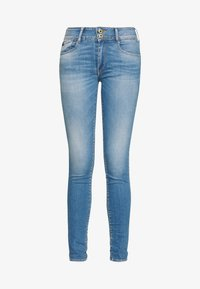 PULPHISL - Slim fit jeans - blue