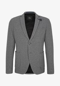 s.Oliver BLACK LABEL - Blazer jacket - light grey - 4