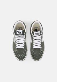 Vans - SK8 - Sneaker high - thyme/true white - 5