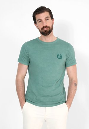 T-shirt med print - duck