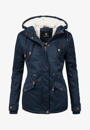 MANOLYA - Winter coat - blue